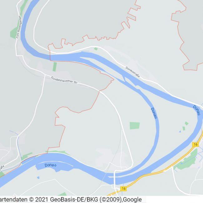 SUP-Rundtour Bad Abbach I Oberndorf