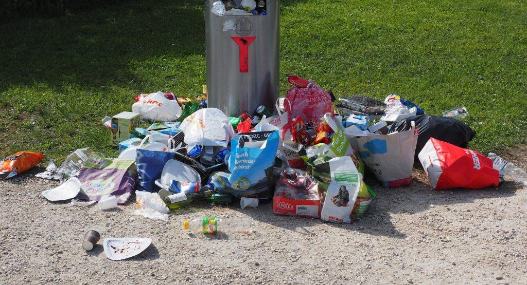 SUP-Sport-Natur-Freunde-Regensburg e.V.-Umweltschutz-Säuberung, Abfall
