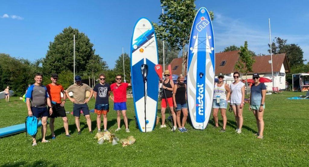SUP-Sport-Natur-Freunde-Regensburg e.V., Umweltschutz